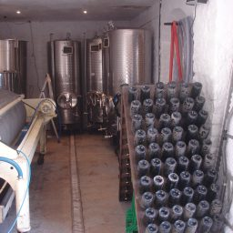 Last batch of the 2014 Sparkling Wine