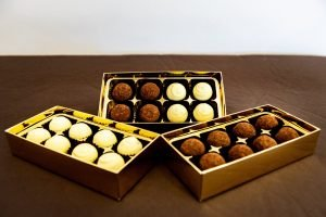 Wellhayes Truffles and Brandy Bombs