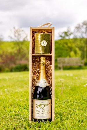 Wellhayes Sparkling Wine and Truffles
